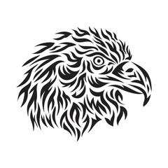 Fototapeta eagle tattoo design