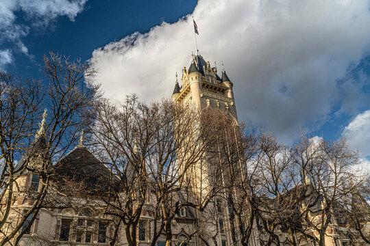 Spokane County Courthouse, Spokane Washington