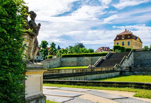 Barockgarten Großsedlitz II
