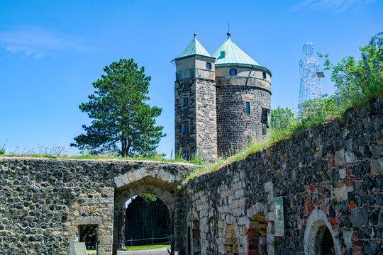 Burg Stolpen II