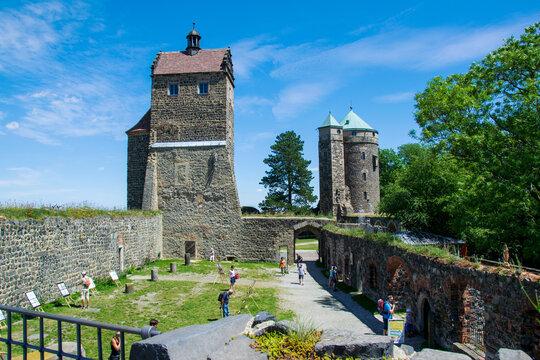 Burg Stolpen I