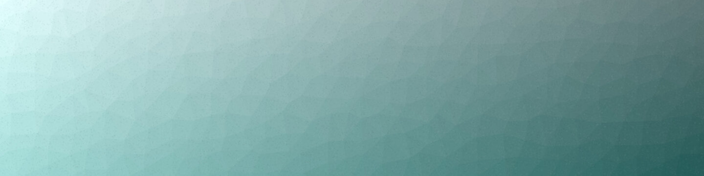 Tiffany Blue color Abstract color Low-Polygones Generative Art background illustration