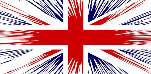Union Jack Splash
