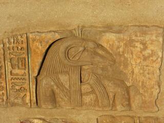 Egypte,  temple de Karnak