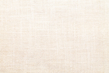 Poster Tissu Natural linen material textile canvas texture background