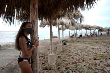 Quinceanera celebration amid COVID-19 concerns in Havana