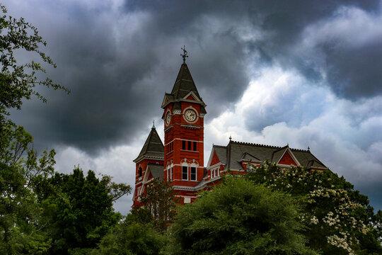 Samford Hall, Auburn Alabama