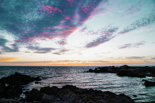 Asilomar State Beach Sunset | Monterey, California