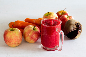 ABC Juice, Apple, Carrot and Beetroot