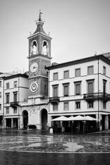 Wall Mural - Piazza Tre Martiri in Rimini