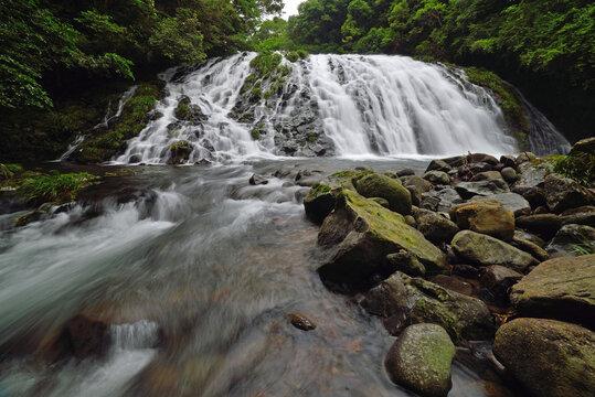 鹿目の滝「平滝」