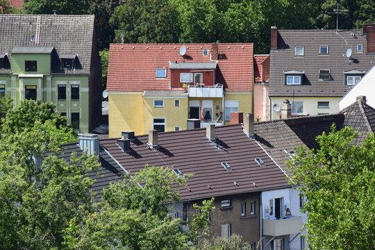 Mehrfamilienhäuser in Herne