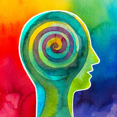 disegno pensieri, empatia, telepatia
