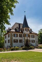 Schloss Entenstein in Schliengen in Baden-Württemberg, Deutschland