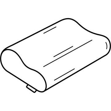 Nature memory foam pillow