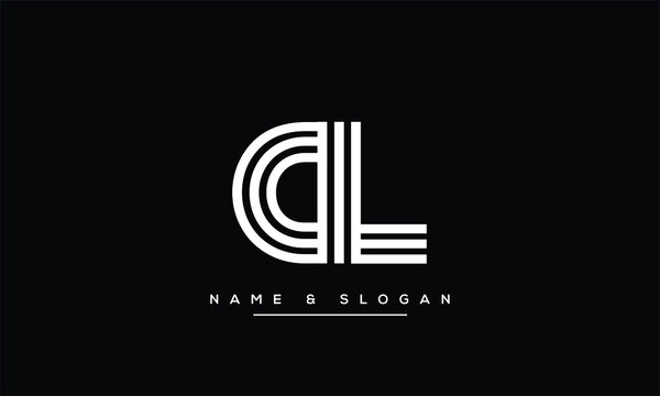 Dl Logo Photos Royalty Free Images Graphics Vectors Videos Adobe Stock