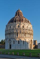 Taufkirche des Doms von Pisa in der Toskana, Italien