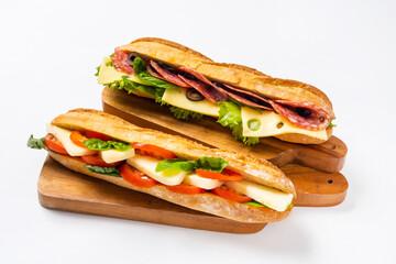野菜たっぷりサンドウィッチ  sandwich with plenty of vegetables