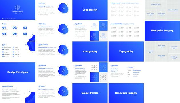 Corporate Design Presentation
