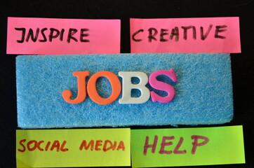 SLOWO JOBS - fototapety na wymiar