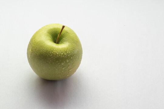 manzana natural verde