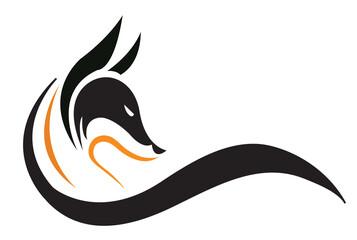 fox logo design and image