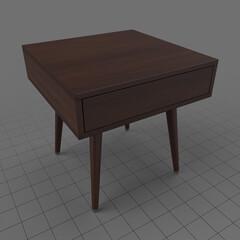 Modern end table 3
