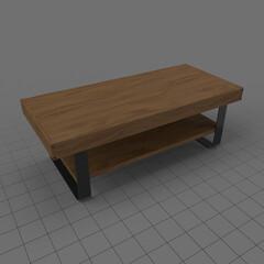 Modern coffee table 4