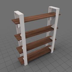Modern bookcase 2