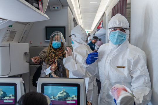 Flying Home from Chiang Mai, Thailand during COVID-19 Outbreak