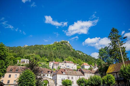 Village de Salins-les-Bains