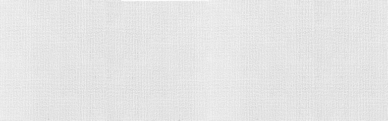 Panorama of  White cotton stripes texture and seamless background