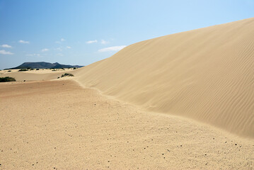Corralejo dunes, Fuerteventura, Canary Islands