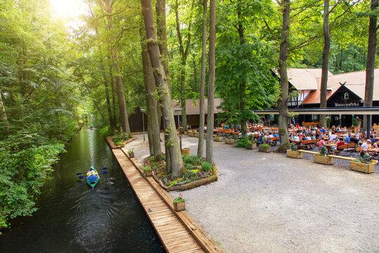 Gasthaus Wotschofska im Spreewald