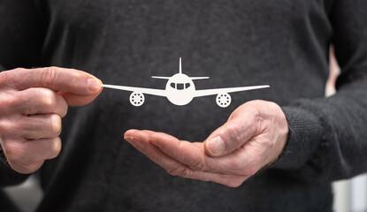 Concept of flight insurance