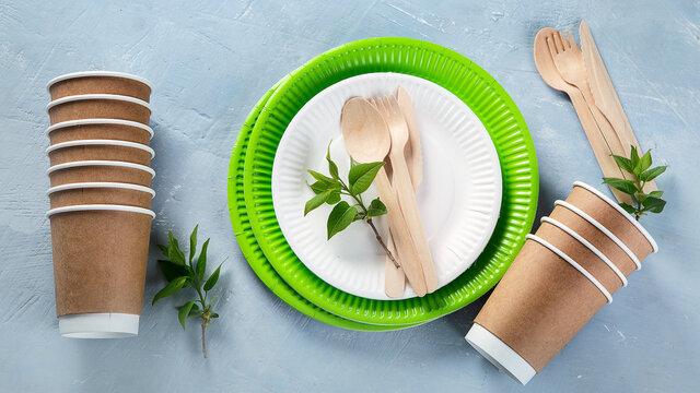 Natural eco-friendly utensils