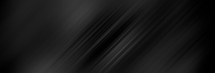 abstract black and silver are light gray with white the gradient is the surface with templates metal texture soft lines tech diagonal background black dark sleek clean modern.