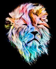 Lion of Color