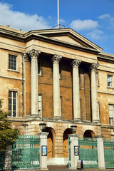 London, UK, October, 19 2007 : Apsley House also known as Number One was the  residence of the Duke of Wellington and is a popular travel destination visitor attraction landmark of the city stock phot