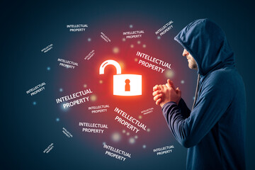 Malicious hacker prepared to steal corporate intellectual property