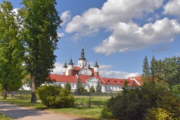 Cerkiew Zwiastowania NMP, Prawosławny Monaster Zwiastowania Przenajświętszej Bogarodzicy w Supraślu