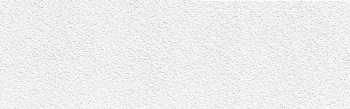 Panorama of White artificial leather stripes texture and seamless background