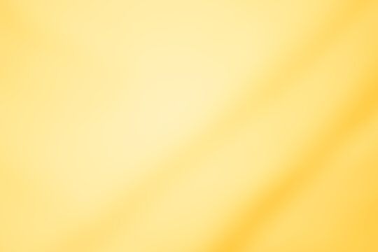 Golden yellow cotton fabric for a soft and smooth background. Elegant graphics.