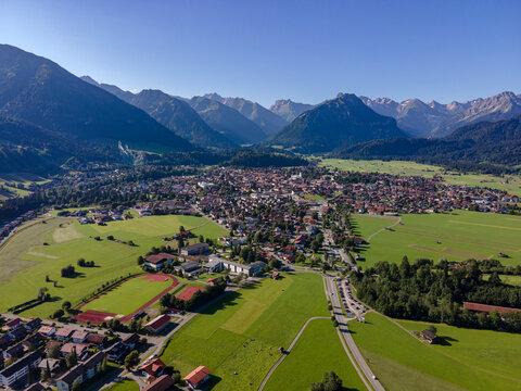 Urlaub 2020 Camping Oberstdorf Österreich Berge Alpen Wandern Natur