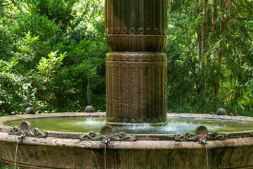 Römischer Brunnen in Bad Wildbad