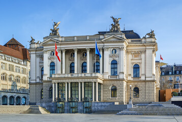 Zurich Opera House, Switzerland