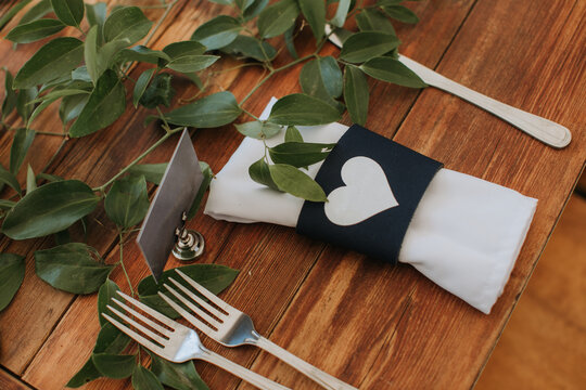 Table Decor at Wedding