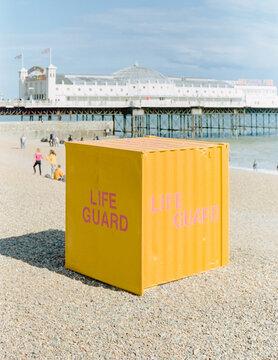 Life Guard Cube