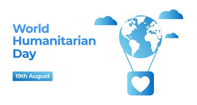 World Humanitarian Day, Vector