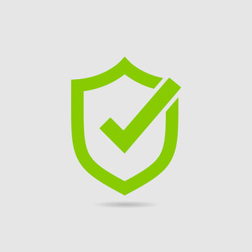 Certified Shield Security Badge Icon